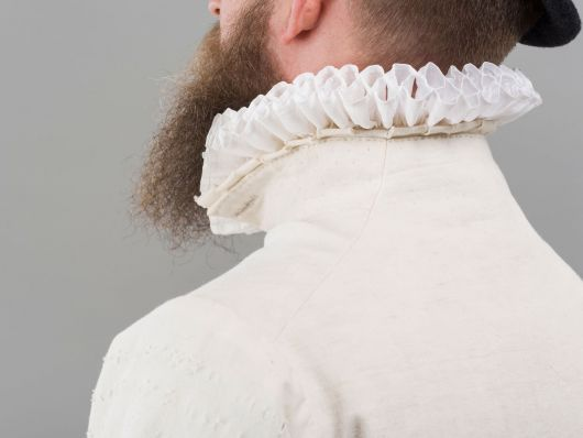 A Typical Tudor's neckwear
