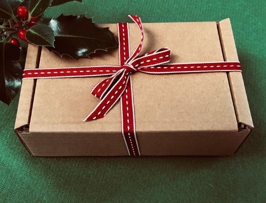 Virtual visitors to the open door advent calendar event are invited to compete for the surprise gift box